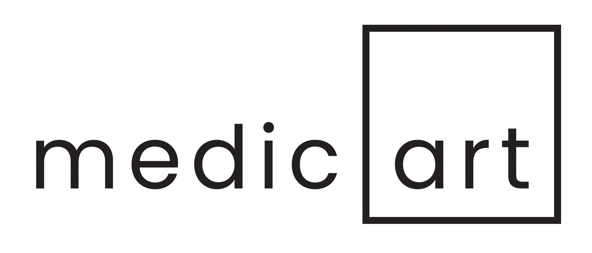 Logo medic art Impression